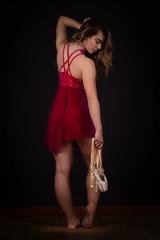 Hana Jo (richardhallyh) Tags: dancer studio ballerina ballet