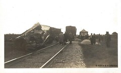 Stratford Derailment (R.G. Five) Tags: stratford il ogle county train railroad derailment aurora sub cbq