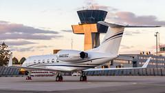 Gulfstream G-IV-SP N481SC RJS Aviation (William Musculus) Tags: aviation plane airplane spotting airport william musculus gulfstream givsp n481sc rjs strasbourg entzheim lfst sxb aerospace giv 4 g450