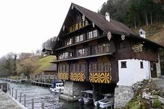 Wirtschaft zur Treib Uri Switzerland (roli_b) Tags: treib seelisberg rütli wiese uri wirtshaus zur wirtshauszurtreib hafen anlegestelle vierwaldstättersee see lago lake lucerne water marina marine switzerland schweiz suisse suiza sivzzera 2019 travel viajar tourism
