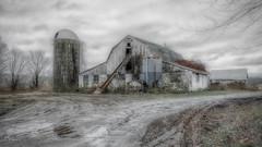 Winter Barn (TP17) Tags: connecticut barn lebanon winter country tompiorkowski fujix