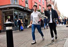 Nicce Skate Board (Bury Gardener) Tags: suffolk streetphotography street snaps streetcandids strangers people peoplewatching candid candids burystedmunds britain 2018 england eastanglia abbeygatestreet