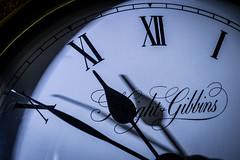 Carriage clock (alisonsage1) Tags: timepieces macromondays clock