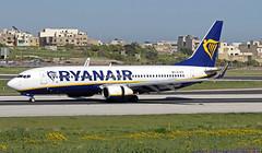 EI-EFZ LMML 18-03-2019 Ryanair Boeing 737-8AS CN 38489 (Burmarrad (Mark) Camenzuli Thank you for the 17.2) Tags: eiefz lmml 18032019 ryanair boeing 7378as cn 38489