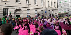 St. Patrick's day parade in Dublin (MargrietPurmerend) Tags: dublin ireland parade saintpatricksday colorful
