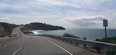 (sftrajan) Tags: orangecounty california highway1 pacificocean océanopacífico océanpacifique crystalcove newportbeach windshield