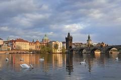 Prague, Karlův most (marcomes) Tags: prague praga karlůvmost