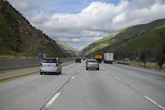 Heading to the Central Valley (dcnelson1898) Tags: california southerncalifornia lakeelsinore losangeles interstate5 i5 travel traffic vehicles unitedstates usa america freeway highway