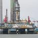 ENSCO 8506 Offshore Semi-Submersible Oil Drilling Rig