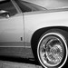 Low Rider in B&W
