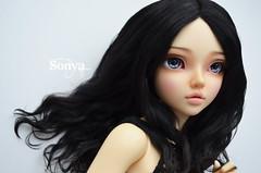 DSC_2155 (sonya_wig) Tags: fairytreewigs wig bjdwig minifeewig bjd bjdminifee minifeechloe handmadedoll bjddoll dollphoto fairyland fairylandminifee minifee chloe bjdphotographycoloringhair