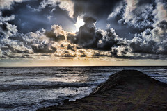 O Mar da Vagueira (Acyro) Tags: acyro portugal vagueira aveiro praia beach mar sea sky céu waterscape water