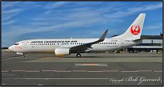 JA09RK Japan Transocean Air (Bob Garrard) Tags: ja09rk japan transocean air boeing 737 anc panc