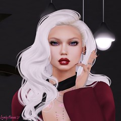 Portrait of A Blonde (Lovely♥♥) Tags: lambhair vision euphoric s0ng deetalez zoz pinkfuel izzies amala avaway swallow yummy pichi supernatural