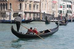 Venise à Noël (VGC) Tags: venise gondole gondolier