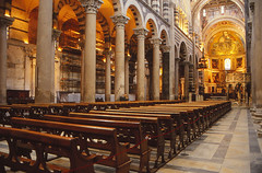 Duomo, Pisa (demeeschter) Tags: italy toscana pisa architecture leaning tower medieval church basilica city town river cathedral religion roman unesco world heritage attraction building museum