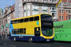SG521 - Rt25B - O'ConnellBridge - 150219 (dublinbusstuff) Tags: dublinbus dublin bus sg521 conynghamroad wrightgemini merrionsquare adamstown lucan oconnellbridge
