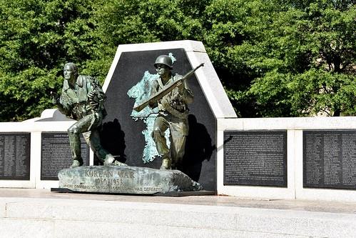 Korean War Memorial - Nashville Tn