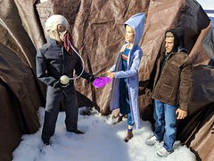 It's a deal then. (Pablo Pacheco 85) Tags: doctorwho thedoctor ood jakegyllenhaal jaketruetype mattel hottoys jodiewhittaker characteroptionsltd