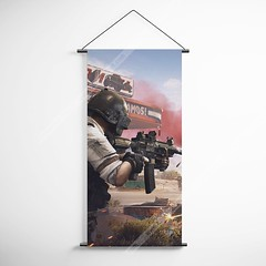 PUBG 49 Playerunknowns Battlegrounds Decorative Banner Flag for Gamers (gamewallart) Tags: background banner billboard blank business concept concrete design empty gallery marketing mock mockup poster template up wall vertical canvas white blue hanging clear display media sign commercial publicity board advertising space message wood texture textured material wallpaper abstract grunge pattern nobody panel structure surface textur print row ad interior