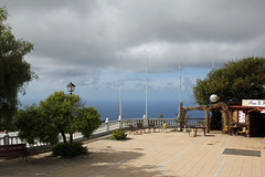 Terrace at the tourist information at Las Tricias (EduardMarmet) Tags: lapalma spanien esp