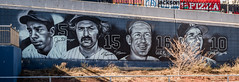 Opening Day! Mural at 161st Street, The Bronx (Edgar.Omar) Tags: macrotakumar50mm4 preset k50 pentax bronx yankeestadium nyc nyyankees mural