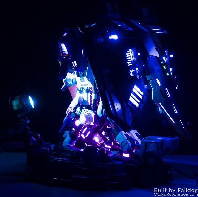 BSC Zeta Gundam Bust 18 by Judson Weinsheimer