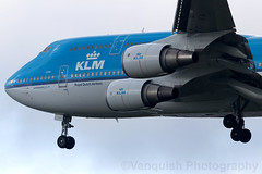 PH-BFL KLM Royal Dutch Airlines B747-400 Amsterdam Schiphol (Vanquish-Photography) Tags: phbfl klm royal dutch airlines b747400 amsterdam schiphol vanquish photography vanquishphotography ryan taylor ryantaylor aviation railway canon eos 7d 6d 80d aeroplane train spotting eham ams airport amsterdamschiphol schipholairport amsterdamschipholairport