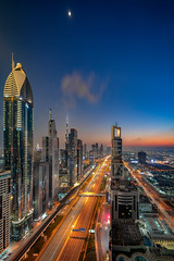 The Transition (Mabmy) Tags: uae dubai skyline skybar level43 sheraton sheik zayed road buildings city cityscape sunset hotel night sony a7rii a7r2 view vacation holiday voigtlander 12mm ultrawide photography mabmy