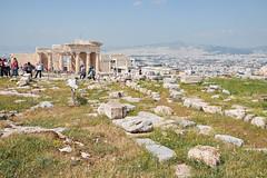 Erechtheum, Acropolis (jonk4444) Tags: greece xe2 athens acropolis parthenon erechtheum