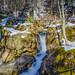 The Myra waterfalls