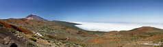 Panorama sur El pico del Teide (Johann THEBAULT - Photographe Amateur) Tags: panorama tenerife mergedpanorama canon eos 7d eos7d 1755mmefsf28isusm 1755 canaria travel