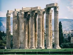 athens (Al Fed) Tags: 20181111 athen athens greece ruins antique columns