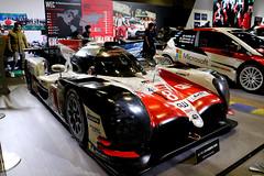 Le Mans 24 hours 2018 (jtabn99) Tags: car lemans championship 20190211 toyota racing suminoe intexosaka nanko nihon nippon japan osaka