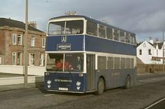 ECS 59V: A1 Service, Ayrshire (chucklebuster) Tags: ecs59v dennis dominator east lancs a1 service ayrshire bus owners mcmenemy simmons westward travel