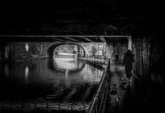 Nether (stephen cosh) Tags: analogue blackandwhite candid delta400 film ilfordddx leica35mmsummicron leicam7 london monochrome stephencosh street streetphotography england unitedkingdom gb