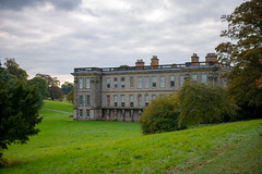 Attingham Park (rebeccahspear) Tags: attinghampark house old clouds cloudscape vintage travel perspective buildings building nikkor nikon nationaltrust national sky heritage foliage d600 nature outdoor architecture tree uk park