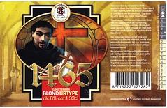 Netherlands - Groningse Stadsbrouwerij  (Groningen) (cigpack.at) Tags: netherlands niederlande holland groningsestadsbrouwerij groningen kruisheren 1464 kloosterbier blondurtype bier beer brauerei brewery label etikett bierflasche bieretikett flaschenetikett