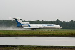 RA-85779 (PlanePixNase) Tags: hannover eddv haj aircraft airport planespotting langenhagen pulkovo tu154 tupolev tu5