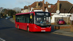 New Kid Takes The Diversion (londonbusexplorer) Tags: london sovereign ratp group adl enviro 200 mmc dle30278 sn18kwl h13 ruislip lido northwood hills st vincents tfl buses