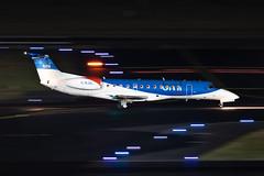 G-RJXL bmi Regional Embraer ERJ-135EU (buchroeder.paul) Tags: eddl dus dusseldorf international airport germany night ground grjxl bmi regional embraer erj135eu