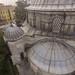 Sokollu Mehmed Pasha Mosque (Kadırga) from the air