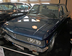 130 (Schwanzus_Longus) Tags: automuseum museum melle german germany old classic vintage car vehicle italy italian sedan saloon fiat 130
