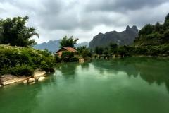 Quay Son River (Rod Waddington) Tags: asia asian vietnam vietnamese quay son river karst karstic mountains house landscape nature farming happyplanet asiafavorites