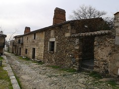 calle casas edificios Granadilla Caceres 05 (Rafael Gomez - http://micamara.es) Tags: calle casas edificios granadilla caceres ruinas