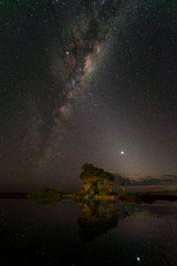 The Astro Tree (ajecaldwell11) Tags: jupiter night sunrise milkyway ankh astrophotography water fujifilm light hawkesbay newzealand sky venus xe3 caldwell reflection stars