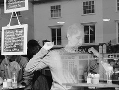 Vision Express (Bury Gardener) Tags: burystedmunds bw blackandwhite britain monochrome mono 2019 suffolk streetphotography street streetcandids snaps strangers candid candids people peoplewatching folks fuji fujixt3 england eastanglia uk buttermarket