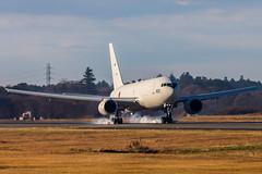 JASDF  Boeing KC-767J (Rami Khanna-Prade) Tags: jasdf japan avgeeks military militaryaviation ibaraki fighterjet airshow phantomphinale phantompharewell boeing b767 873602 hyakuri kc767j