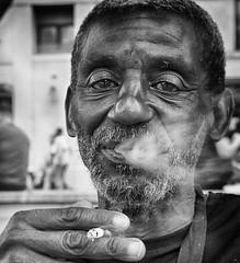 Untitled (RogelSM) Tags: bw outdoor streetphotography streetportrait savannah stpatrickday