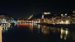 06 - Lyon Février 2019 - vers la Passerelle Saint-Georges (paspog) Tags: lyon vieuxlyon saône fleuve rivière river fluss février 2019 passerellesaintgeorges